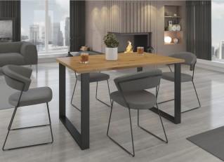 Stół do jadalni IMPERIAL138/67cm Lancelot