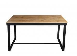 Duży stół rozkładany 200-240cm do jadalni loft Larsen PM